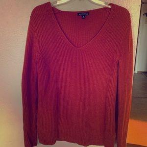 J Crew Factory Pumpkin Sweater